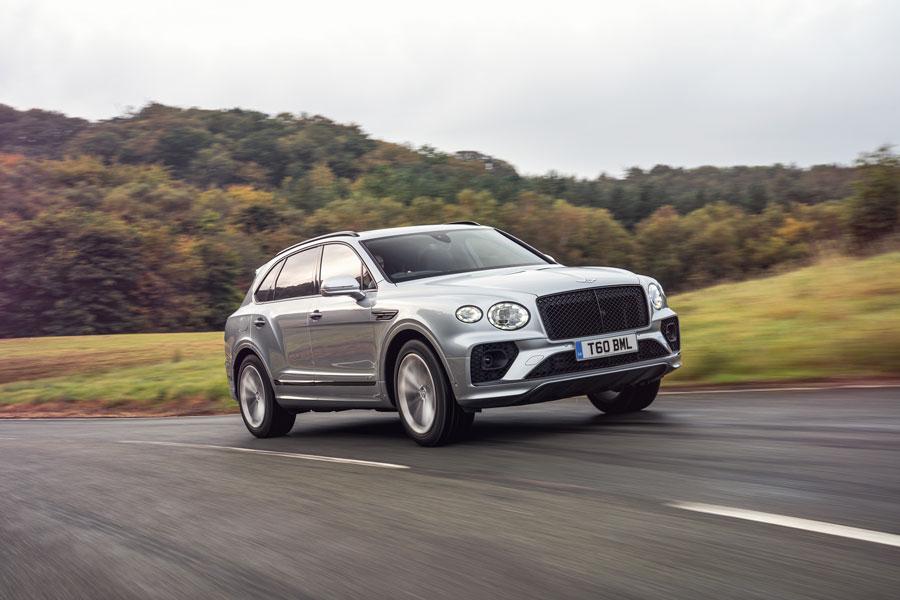 Bentley zaznamenalo navzdory kríze rekordný rok