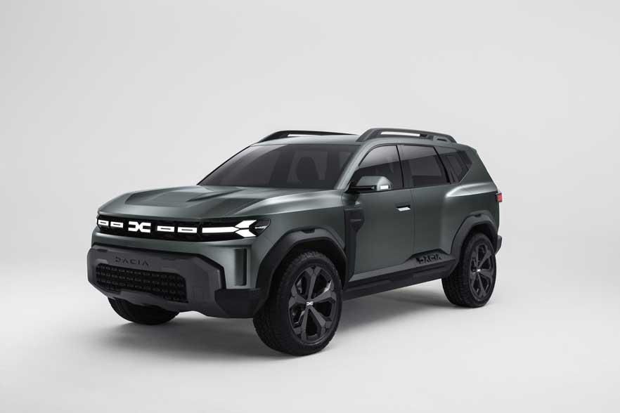 Dacia Bigster Concept (2)