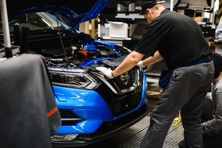Nissan prezradil motory novej generácie modelu Qashqai