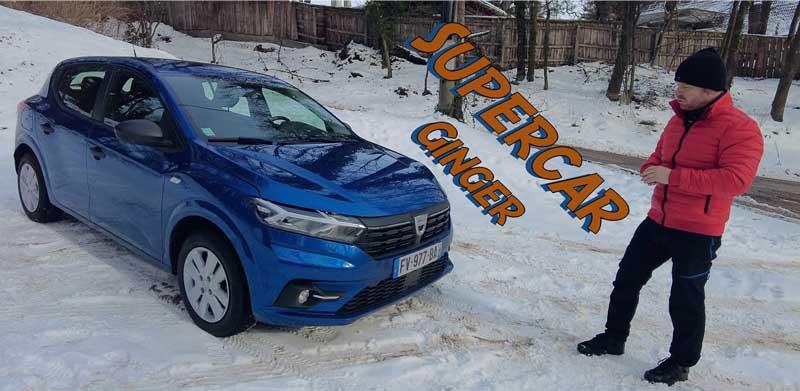 Prvá jazda: Dacia predviedla Sandero plné dobrých nápadov