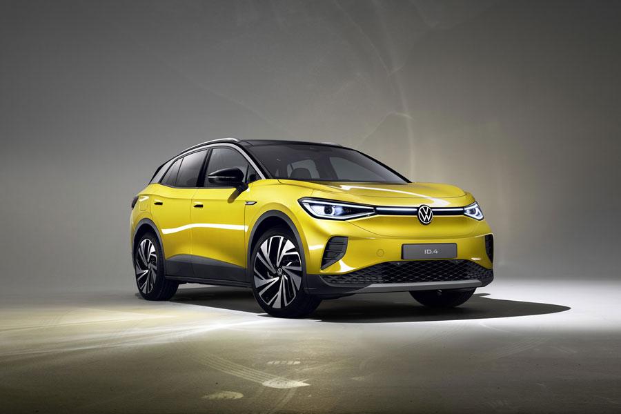 Volkswagen spustil predpredaj elektrického ID.4 na Slovensku