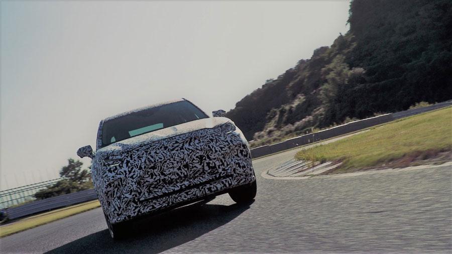 Lexus chystá nový pohon 4x4 Direct4 pre elektrifikované modely