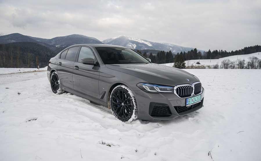 BMW 545e (1)