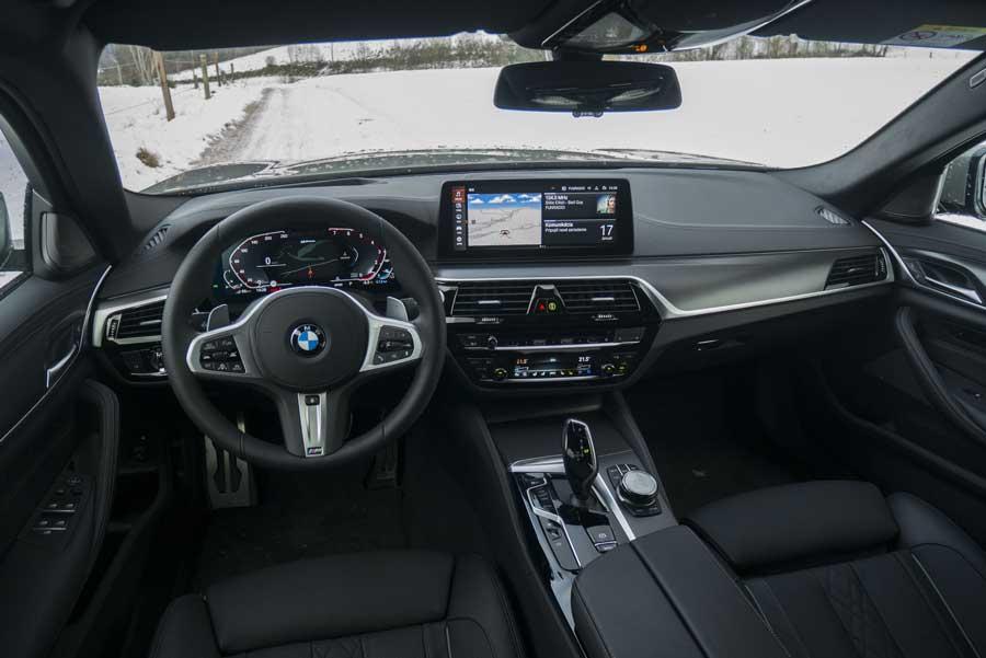 BMW 545e (17)