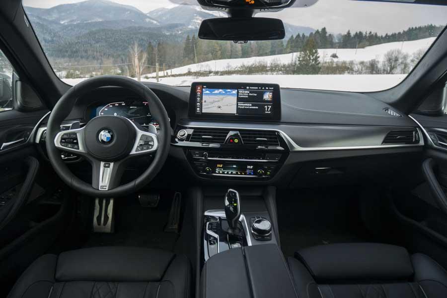 BMW 545e (19)