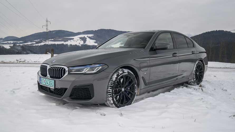 BMW 545e (4)