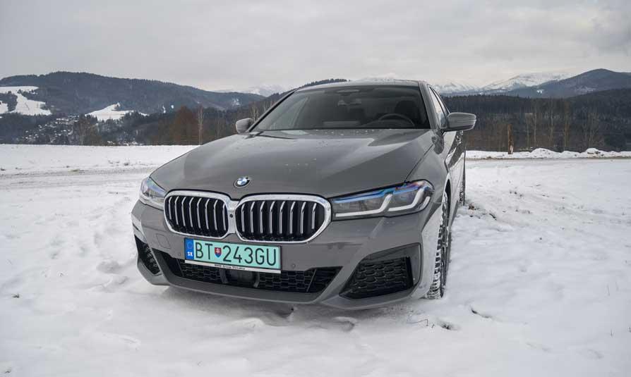 BMW 545e (5)