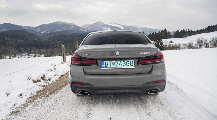 BMW 545e (9)
