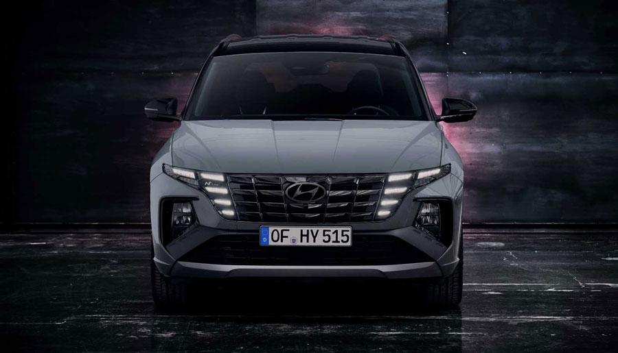 Hyundai Tucson prichádza vo verzii N Line