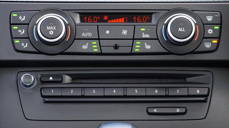 Najčastejšie problémy s vykurovaním/chladením automobilu
