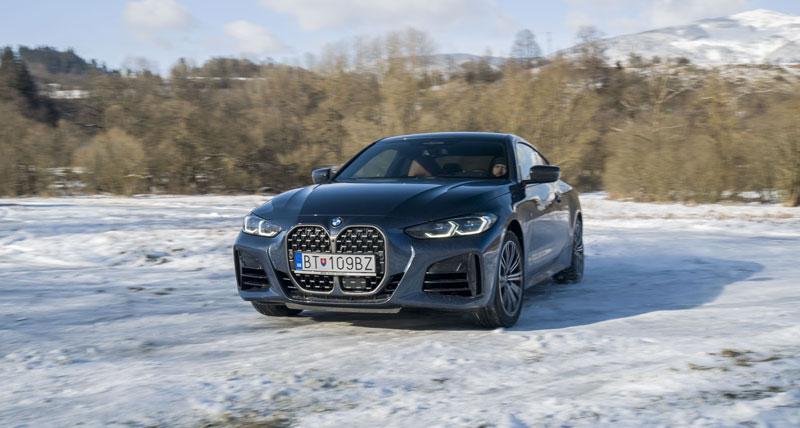 Obrovské obličky BMW radu 4 sú pekné pre 20 % ľudí