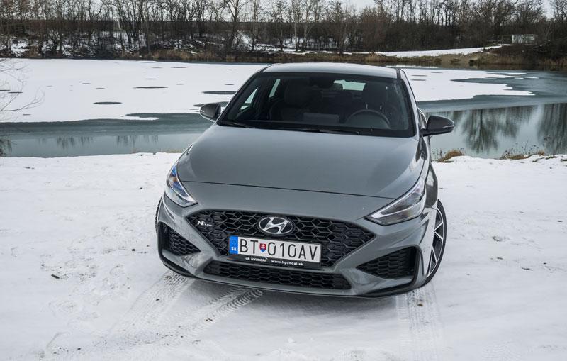 Test: V Hyundai i30 sme zisťovali vplyv elektronickej spojky na ovládanie vozidla