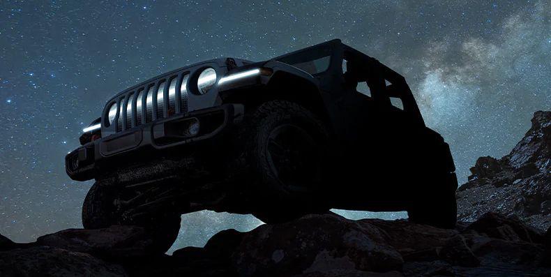 Jeep pripravuje čisto elektrický Wrangler