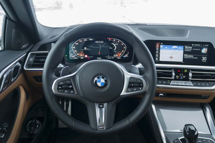 BMW M440i Coupe (11)