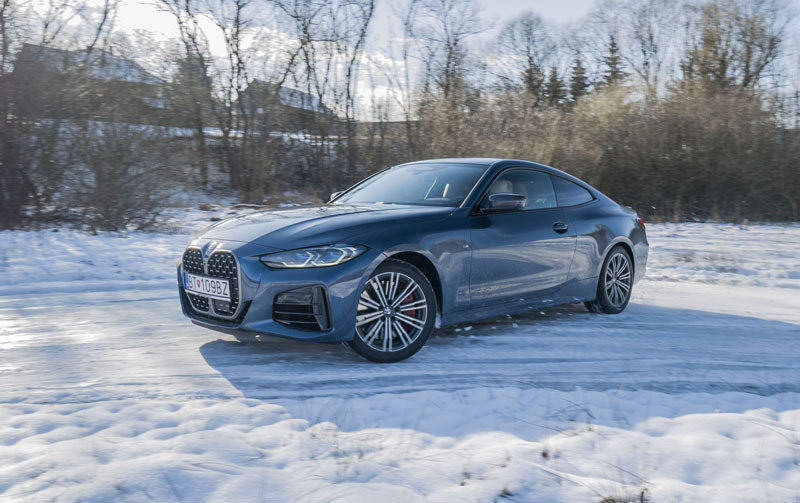BMW M440i Coupe (27)