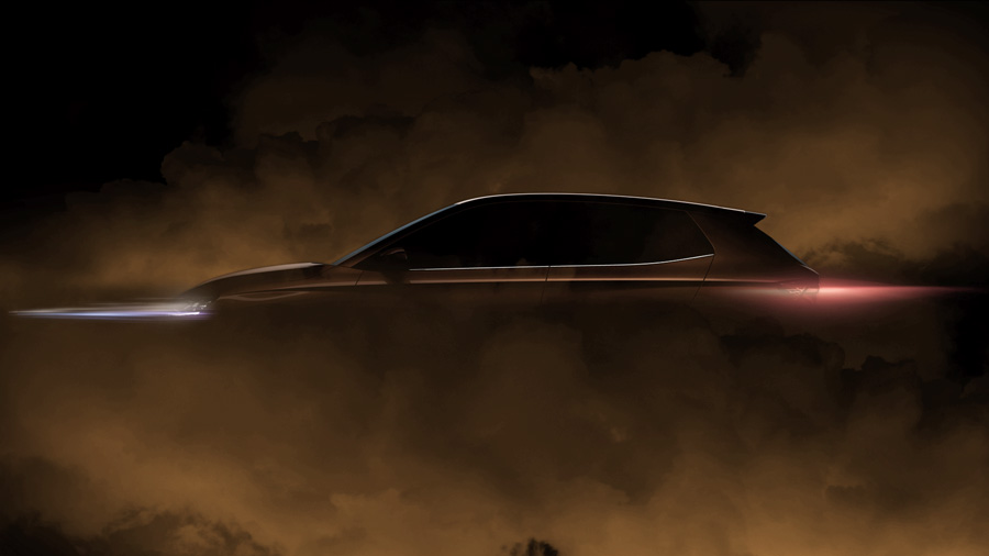 Nová Škoda Fabia sa ukazuje na prvej fotografii