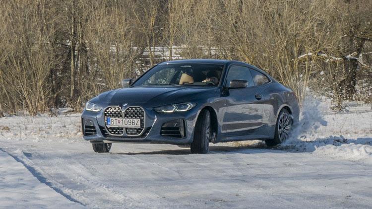 Test: BMW M440i nás nechalo zabudnúť na obličky, podstatná bola radosť z jazdy