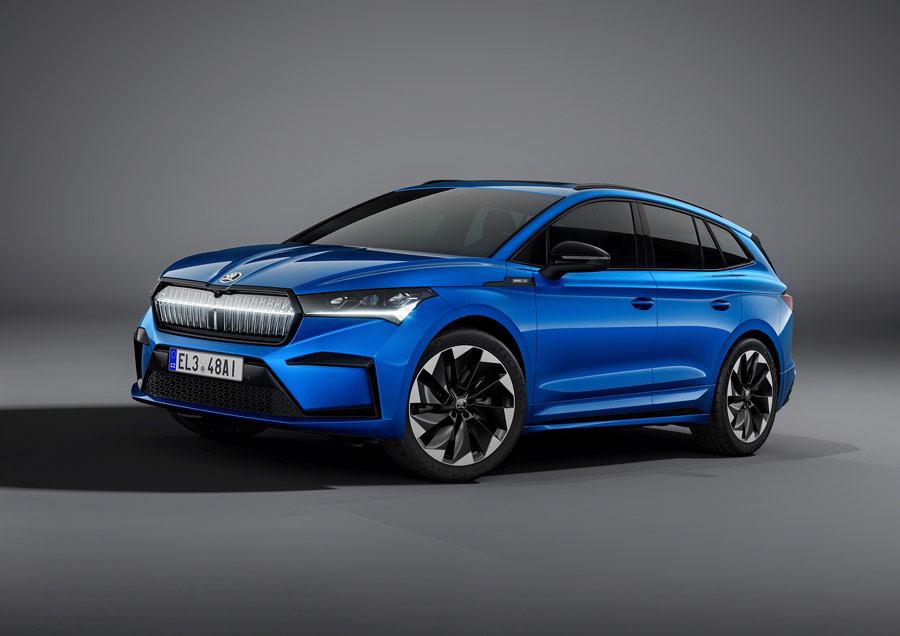 Škoda Enyaq prichádza vo verzii Sportline