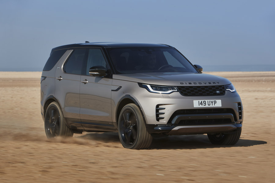 Land Rover stavil na vodíkový pohon