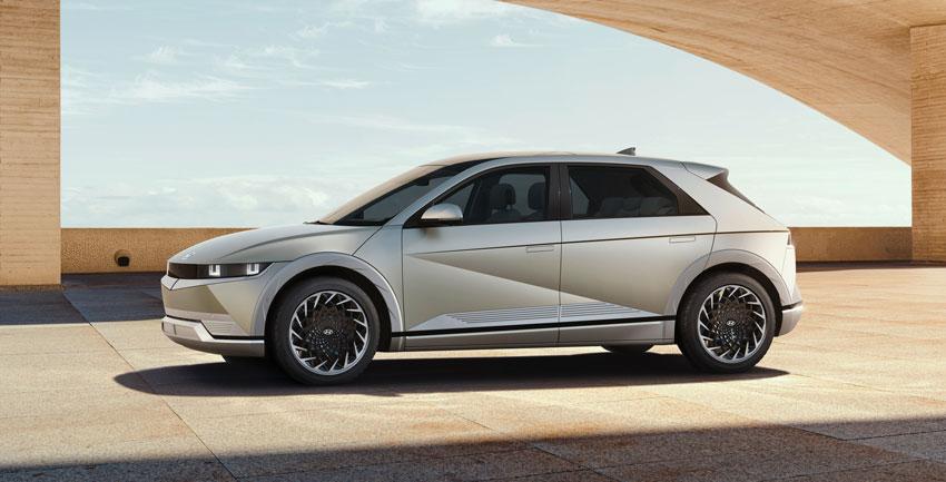Záujem o Ioniq 5 je veľký, dokonca prekonáva model Tucson