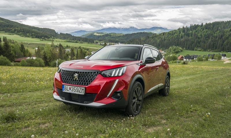 Podiel predaja SUV v Európe dosiahol v januári historický rekord