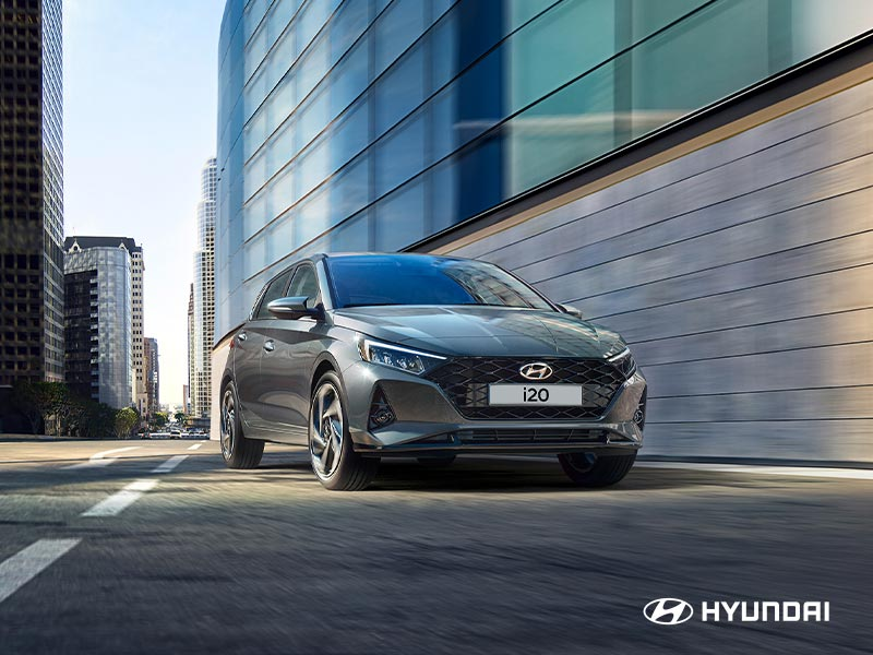 Hyundai i20 láka zľavami ajnovou športovou výbavou