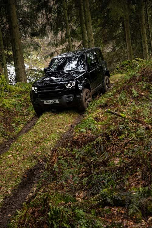 Land Rover Defender V8 (5)
