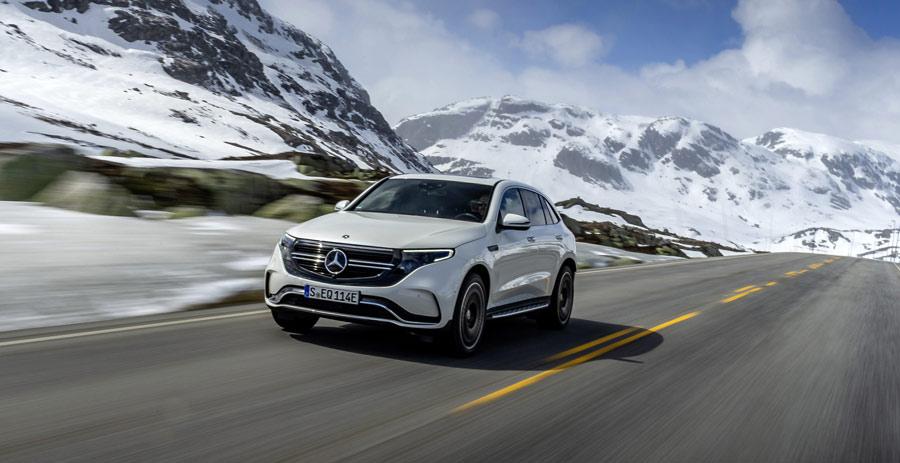 Mercedes EQC: Nový základný model s nižšou cenou