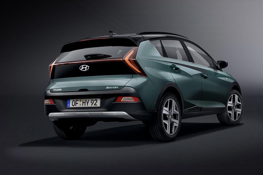 Nový Hyundai Bayon je extravagantnejšou alternatívou k modelu Kona