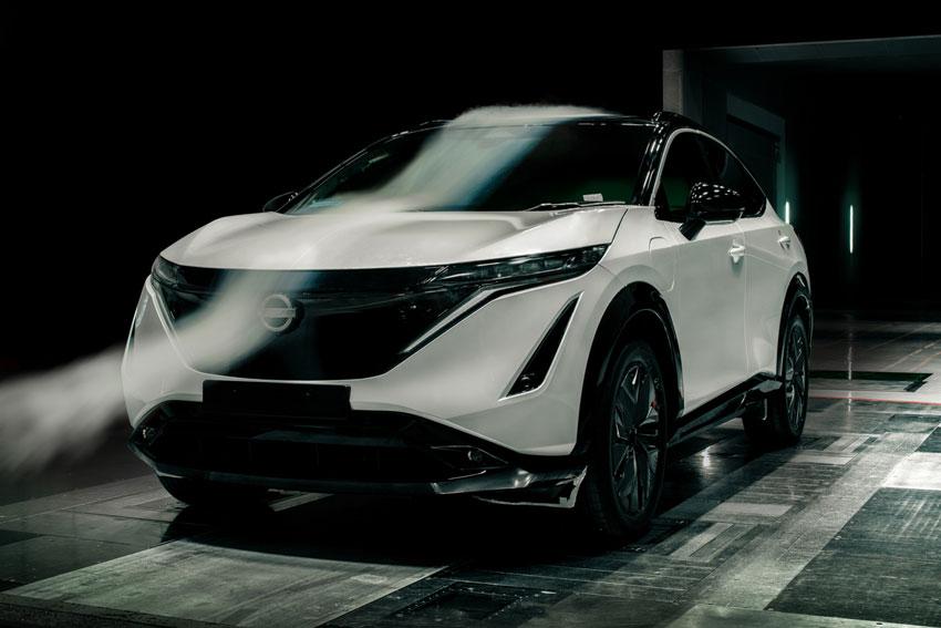 Nová Ariya bude Nissanom s najlepšou aerodynamikou