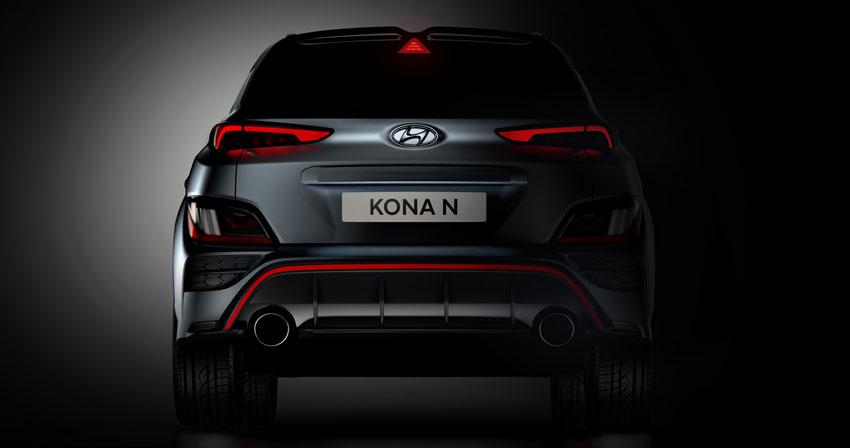 """Hyundai Kona sa už ukázal aj v ostrej """"N"""" verzii"""