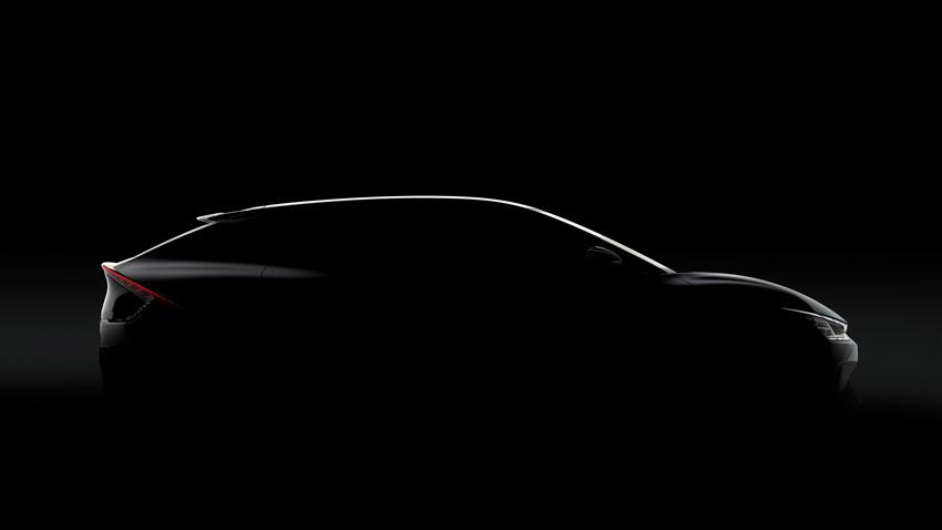Kia EV6 je nový elektrický crossover a súrodenec Ioniqu 5