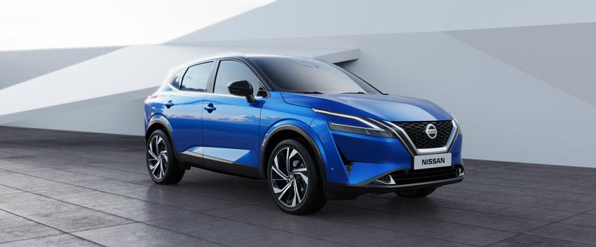Nissan štartuje predpredaj novej generácie SUV Qashqai