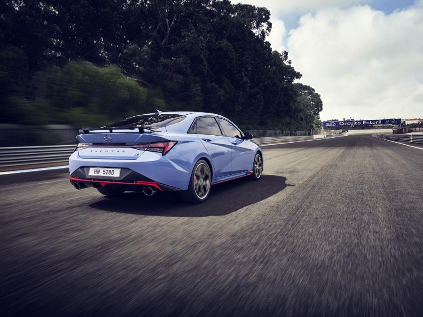 Hyundai Elantra sa zaradil medzi N športové modely