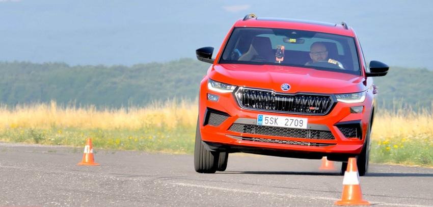 Test: Škoda Kodiaq RS 245 TSI 4x4 dostala benzínový dvojliter