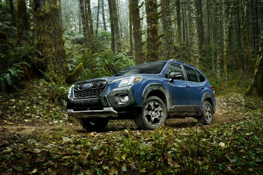Subaru ukázalo Forester v odolnejšej verzii Wilderness