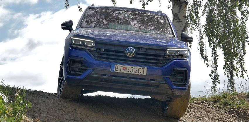Test: Prečo si kúpiť Volkswagen Touareg R?