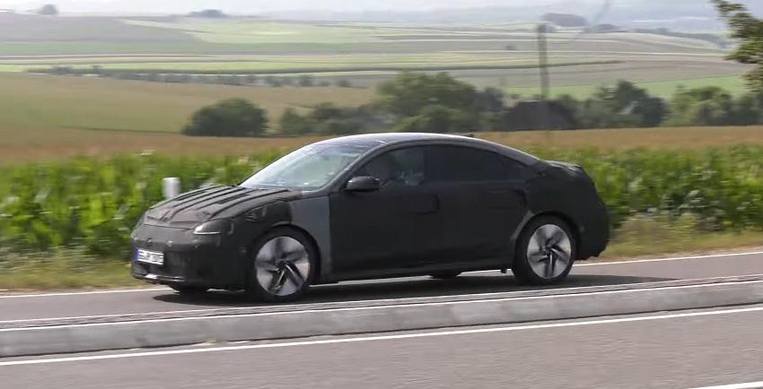 Hyundai už testuje nový Ioniq 6