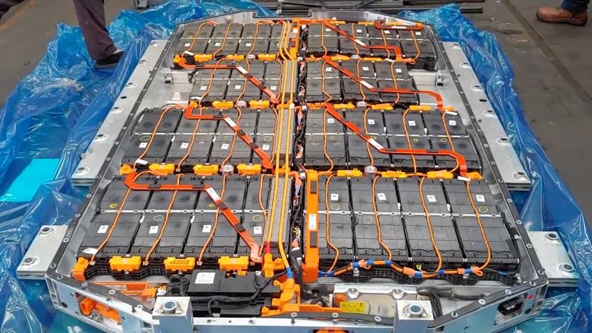 Pozrite si batériu elektromobilu zvnútra