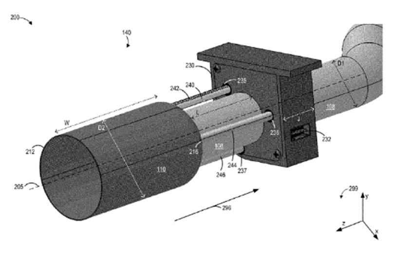 Ford si patentoval vysúvateľný výfuk