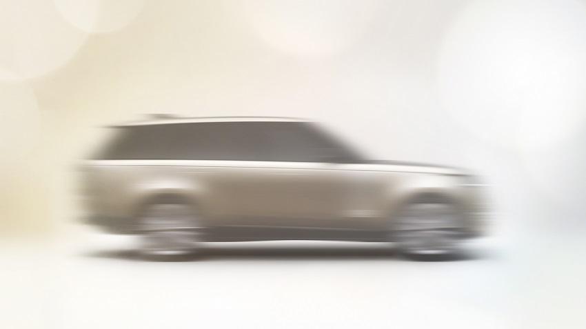 Nový Range Rover dostane motor V8 z BMW