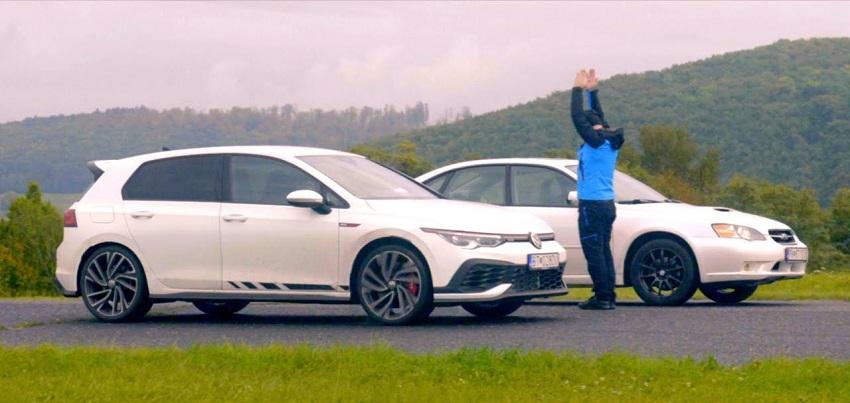 Test: Volkswagen Golf GTI Mk8 Clubsport 300k