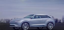 FE Fuel Cell Concept: Budúcnosť patrí vodíku.