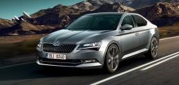 Škoda chce posunúť Superb smerom k luxusu, ponúkne novú výbavu