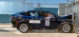 Tesla Model X je najbezpečnejšie SUV na svete