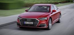 Nové Audi A8 sa stalo technologickým lídrom