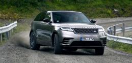 Prvá jazda: Range Rover Velar sme krotili na nórskych cestách