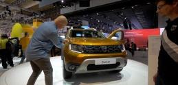 Autosalón Frankfurt: Dacia Duster druhej generácie pozitívne prekvapila interiérom