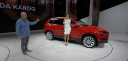 Autosalón Frankfurt: Škoda priniesla dve rôzne verzie modelu Karoq
