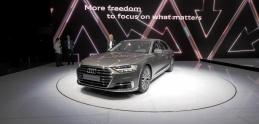 Autosalón Frankfurt: Audi predviedlo koncepty budúcnosti, ale aj model A8 a RS4